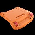 Orange Bumper / Red Wheels