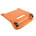 Orange Bumper / Black Wheels
