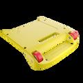 Yellow Bumper / Red Wheels
