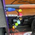 OSBS Port Plug Caddy Installed