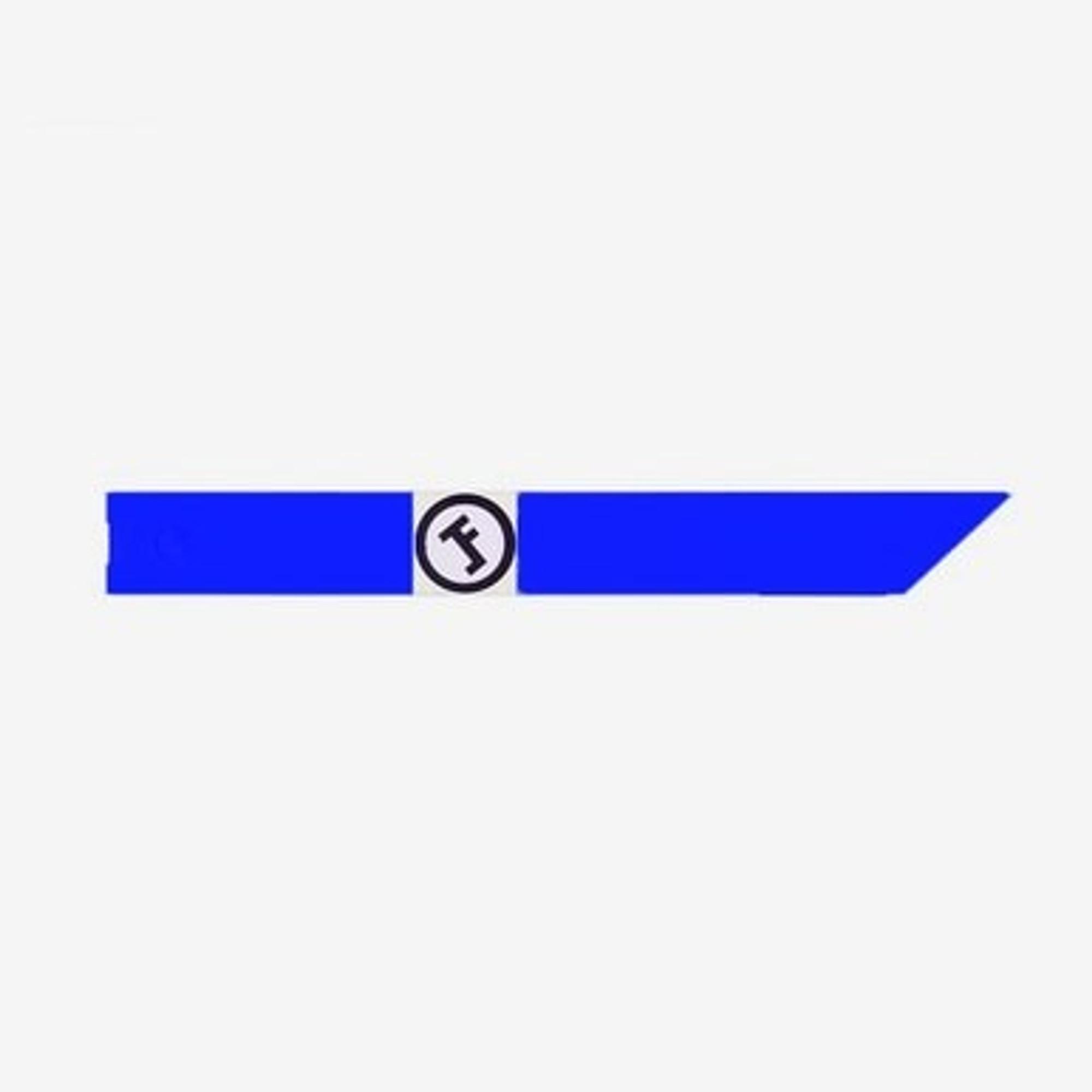 Float Sidekicks Heavy Duty Rail Guard Protection Onewheel Reflective Blue XR
