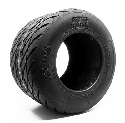 TFL Trail Pro Tire (The Float Life x Burris Collaboration) Side