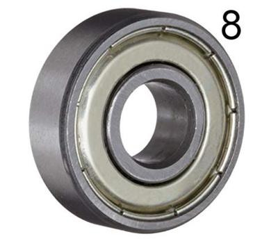 Edge Wheel Bearing Set