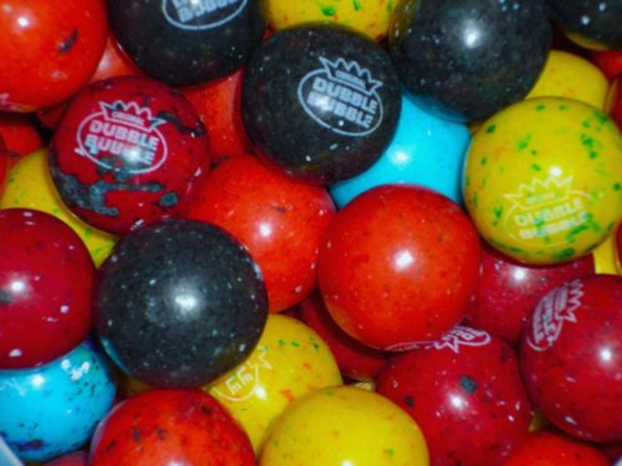 2 Bags Of Dubble Bubble Gum Promo Marbles Kulki do gry Antyki i Sztuka