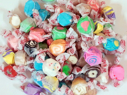 Candy Type - Taffy - Salt Water Taffy - Boyd's Retro Candy