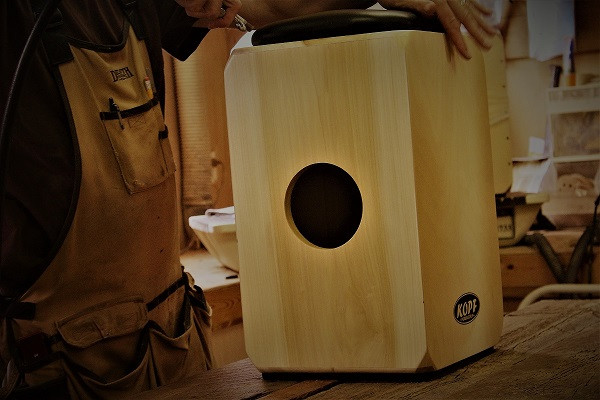 Acoustic Box Drum: The S-Series Snare Is My Most Popular
