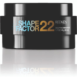 Redken Shape Factor 22 - Sculpting Cream Paste 50ml