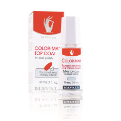 Mavala Color-Matt Top Coat 10ml