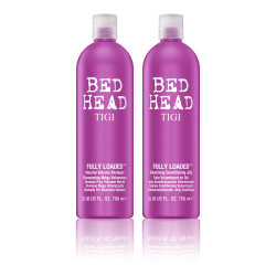 TIGI Bed Head Fully Loaded Massive Volume Tween 2x 750ml