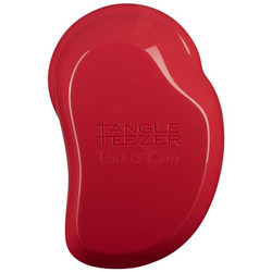 Tangle Teezer Thick & Curly Salsa Red top