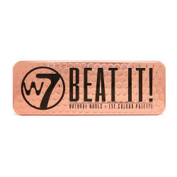 W7 Beat It Eye Colour Palette