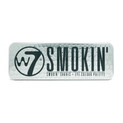 W7 Smokin' Eye Shadow Palette