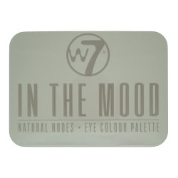 W7 In The Mood Eye Shadow Palette