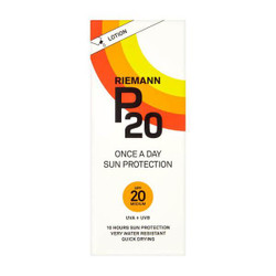 Riemann P20 Once a Day Sun Protection SPF 20 Lotion 200ml