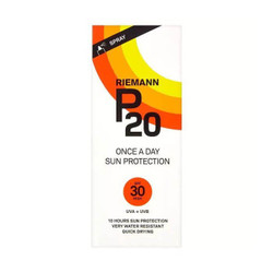 Riemann P20 Once a Day Sun Protection SPF 30 Spray 200ml