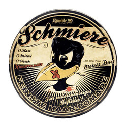 Rumble59 Schmiere Pomade Rock-Hard 140ml