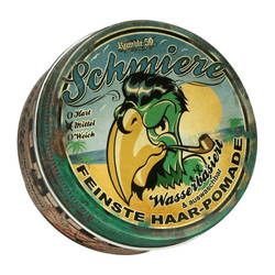 Rumble59 Schmiere Pomade Water-Based Medium 250ml