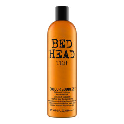 TIGI Bed Head Colour Goddess Oil Infused Conditioner 750ml front
