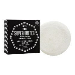 Spongelle Men's Mini Super Buffer Boxed