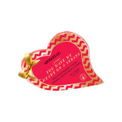 Spongelle You Have My Heart On A String Body Wash Infused Buffer (No Box)