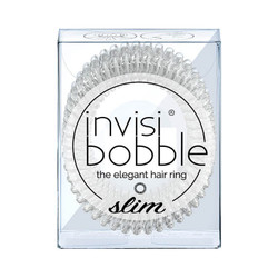 invisibobble Slim (Crystal Clear)