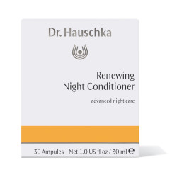 Dr. Hauschka Renewing Night Conditioner 30 x 1ml Ampules