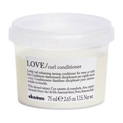 Davines Essential Haircare LOVE Curl Conditioner 75ml