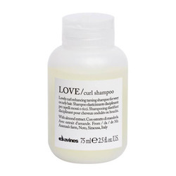 Davines Essential Haircare LOVE Curl Shampoo 75ml