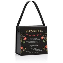 Spongelle Body Wash Infused Buffer - Sugar Daisy