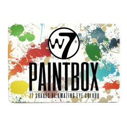 W7 Paintbox 77 Shades Eyeshadow Palette