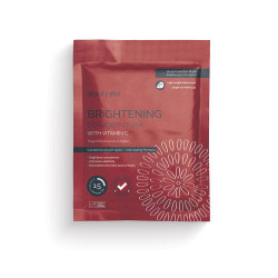 BeautyPro Brightening Collagen Mask with Vitamin C