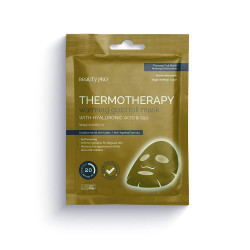 BeautyPro Thermotherapy Warming Gold Foil Mask