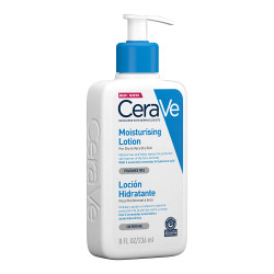 CeraVe Moisturising Lotion 236ml side angle