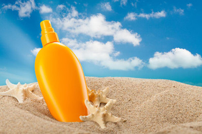 What SPF should you be using when applying sun protection cream?