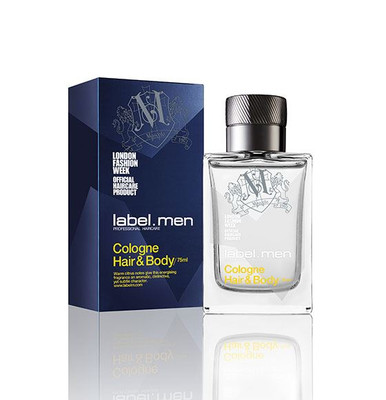 label.m Label.Men Cologne Hair & Body 75ml
