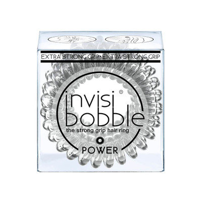 invisibobble Power (Crystal Clear)