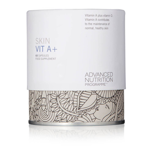 Advanced Nutrition Programme Skin Vit A+ (60 Capsules)