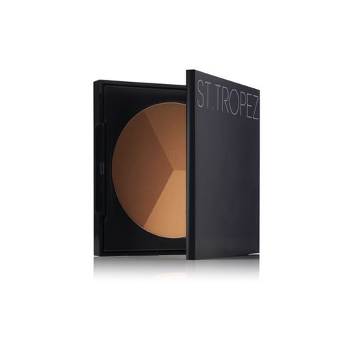 St. Tropez 3-in-1 Powder Bronzer 22g
