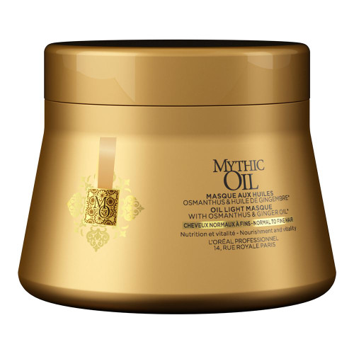 L'Oreal Professionnel Mythic Oil Masque Normal to Fine Hair 250ml