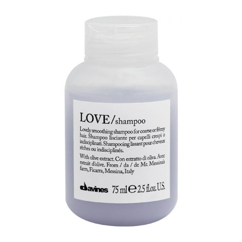 Davines Essential Haircare LOVE Smoothing Shampoo 75ml