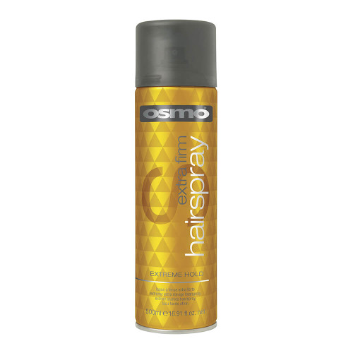 OSMO Extra Firm Hairspray Extreme Hold 500ml