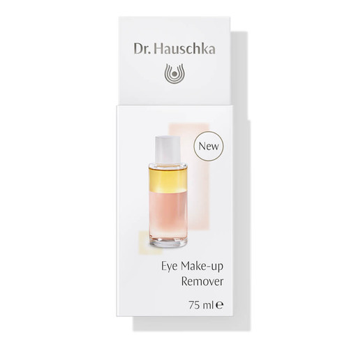 Dr. Hauschka Eye Make-Up Remover 75ml with Make-Up Removal Pads