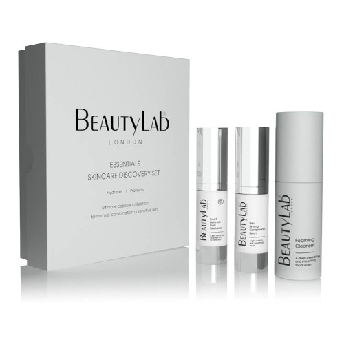 BeautyLab Essentials Skincare Discovery Set