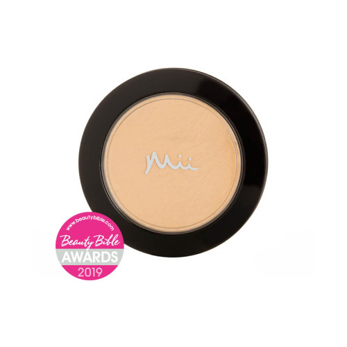Mii Mineral Irresistible Face Base Foundation - Precious Cream 02 - FRONT