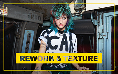 TIGI Bed Head Styling - Rework & Texture