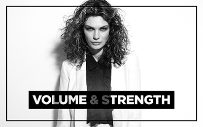 TIGI Catwalk Wash & Care - Volume & Strength