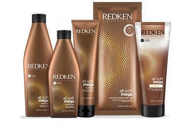 Redken All Soft Mega Range