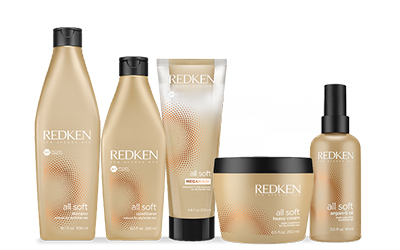 Redken All Soft Range