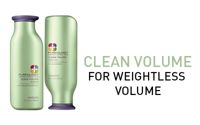 Pureology Clean Volume Range