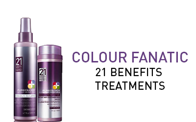 Pureology Colour Fanatic Range
